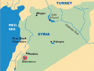 Nabi Abram mengejar musuh sampai utara Damaskus