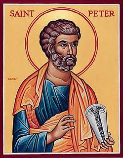 gambar khayali rasul petrus