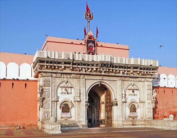 Kuil Karni Mata,kuil para Penyembah Tikus