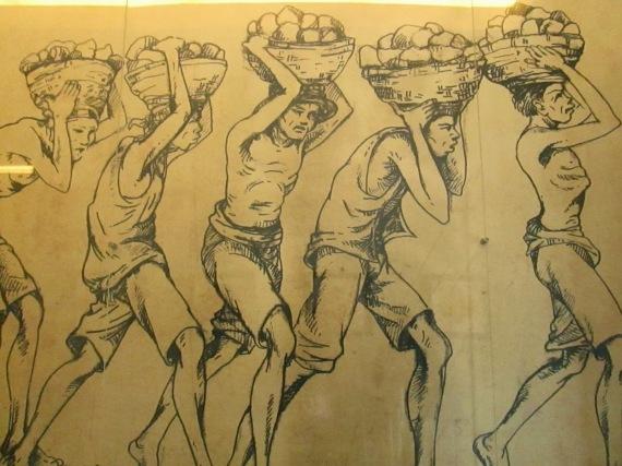 Alkitab mengajarkan jika memperbudak manusia non Israel dalam perang,budak-budak itu harus menjadi pekerja Rodi